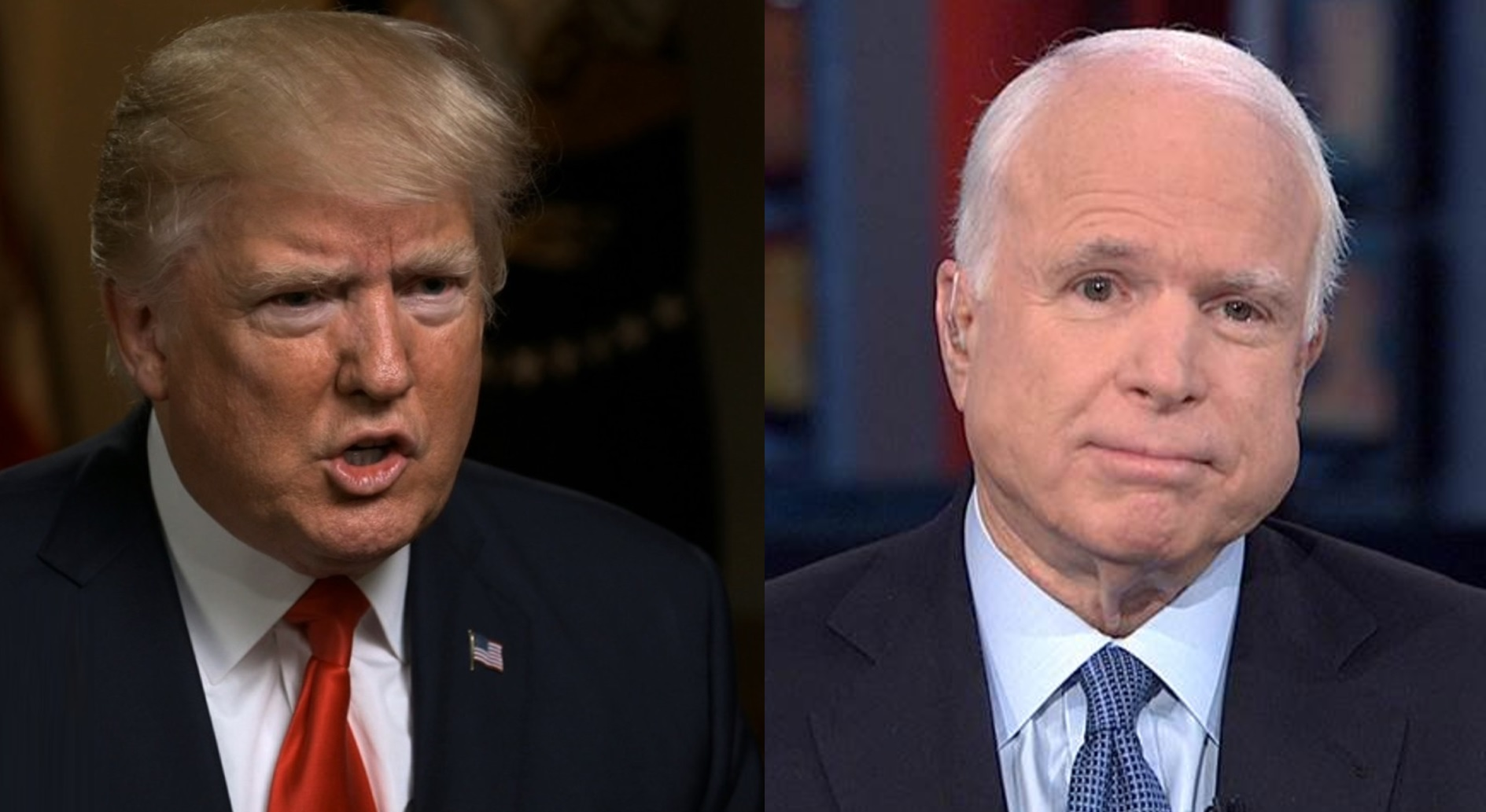 McCain To Block Pentagon Nominees After Trump Revokes Obama Ban On Recruits With History Of Mental Illness