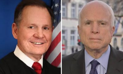Image result for mccain roy moore