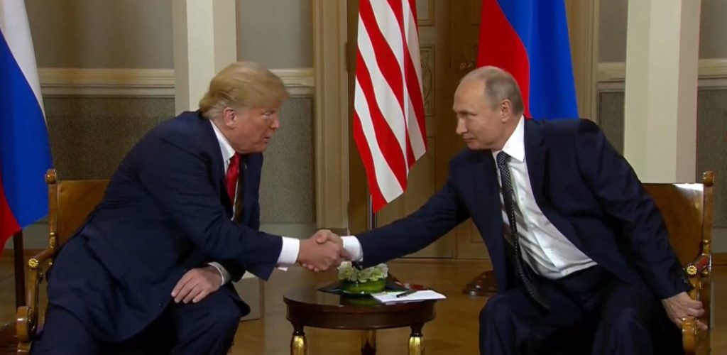 Trump Concealed Details Of Face-To-Face Meetings With Putin From Senior Officials: Report