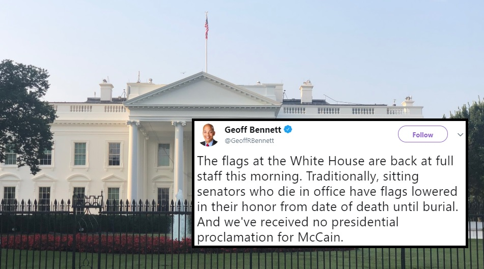 Fantastic White House Flags Return To Full Staff Early Day After Being Download Free Architecture Designs Scobabritishbridgeorg