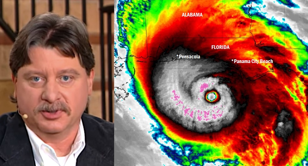 Christian Prophet Claims Democrats Created Hurricane Michael In 'Retaliation' For Kavanaugh's Confirmation