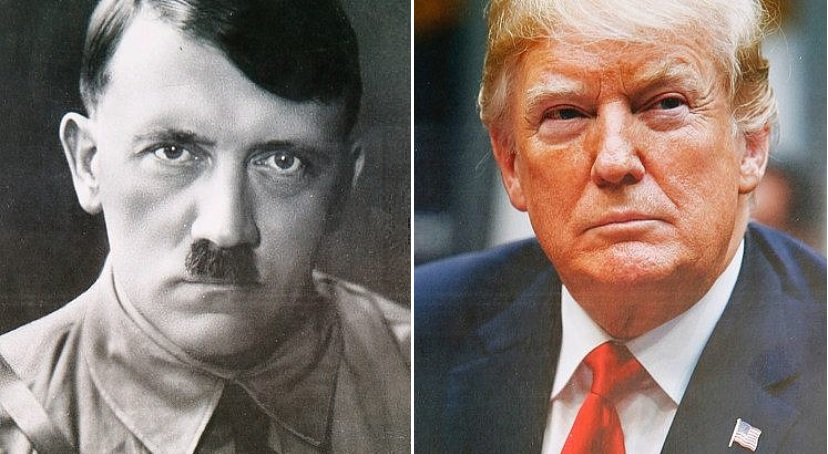MSNBC's Chris Matthews Compares Donald Trump To Hitler, Says Both Manipulated The Truth