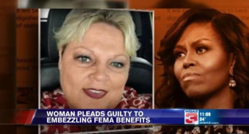 Republican Official Who Called Michelle Obama An 'Ape In Heels,' Faces 30 Years In Prison For FEMA Fraud