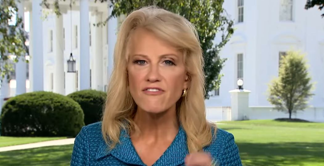 CLAUDIA Conway has accused her mom Kellyanne of allegedly