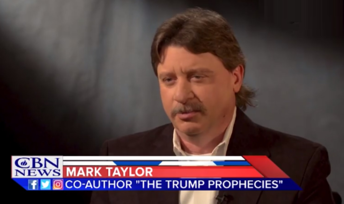 Christian Prophet Tells Voters That Trump Will Release Cure For Cancer Only If He's Reelected In 2020