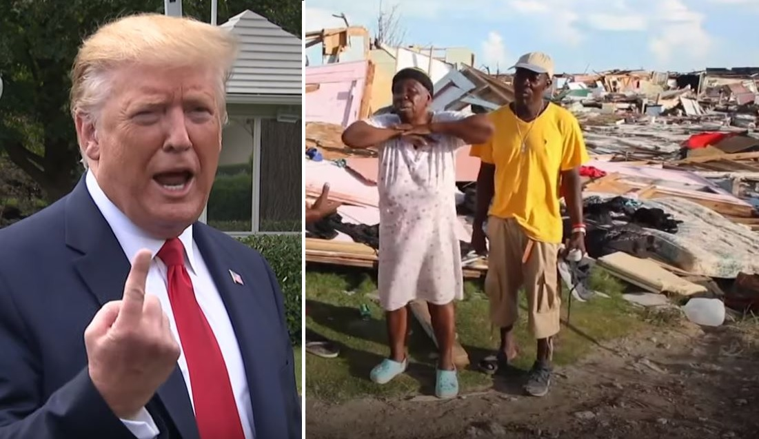 Trump Denies Protected Status To Bahamians After Smearing Nation As Drug, Crime-Infested